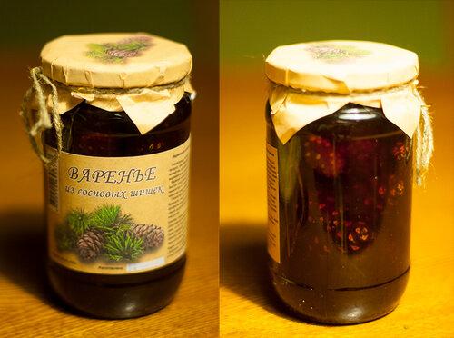 Варенье из сосновых шишек рецепты с фото
