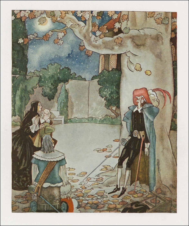 Sylvain Sauvage, Cyrano de Bergerac