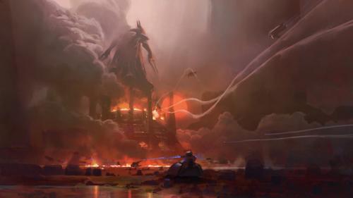 Halo 5 Богомолы на охоте [Preying Mantis]