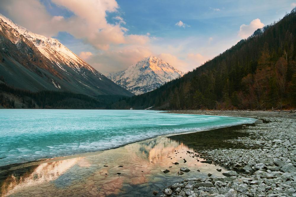 Золотые горы Алтая — название, под которым в 1998 году ЮНЕСКО занесло в список Всемирного наследия т