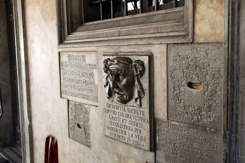 Венеция - республика, во главе которой стоял Дож