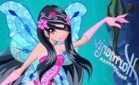 """Лотерея Винкс и анимэ - """"Победитель!""""+игра для девочек, поцелуи и арты!"""