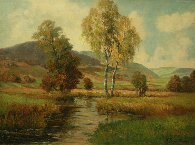 Лидия Никандровна Верховская (1882-1919)