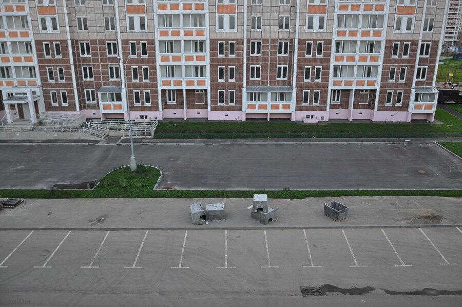 Некрасовка, Люберецкие поля - 2012