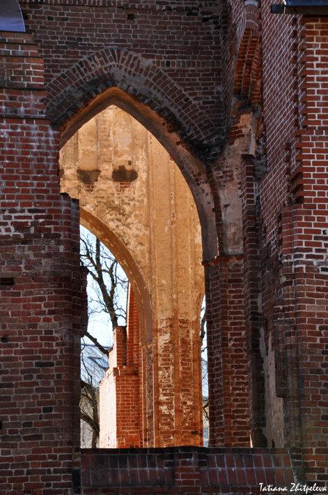 окна-арки
