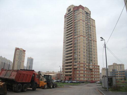 ул. Маршала Захарова 14к4