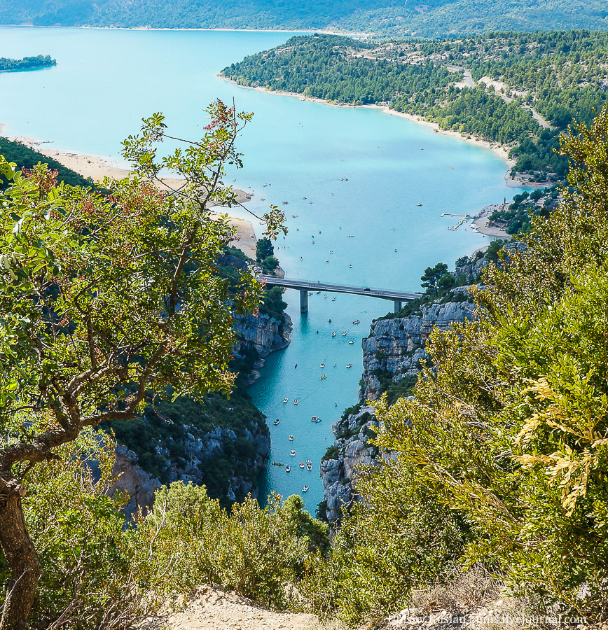 Озеро Сент-Круа