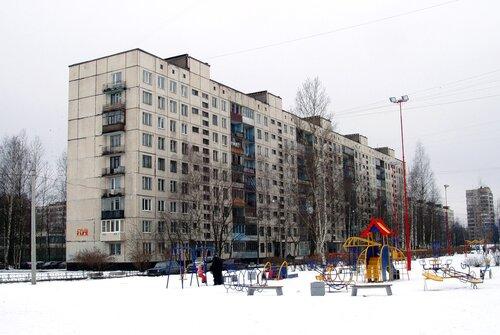 ул. Подвойского 31к1
