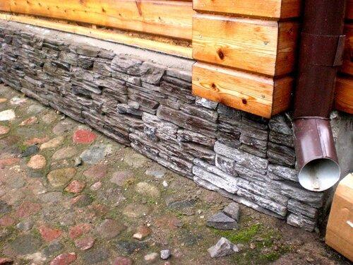 Примеры применения плитки фасадной ДИКИЙ КАМЕНЬ в Отделке фасадов