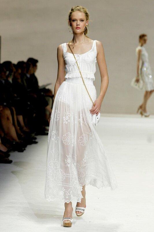 Dolce&Gabbana. Весна-Лето