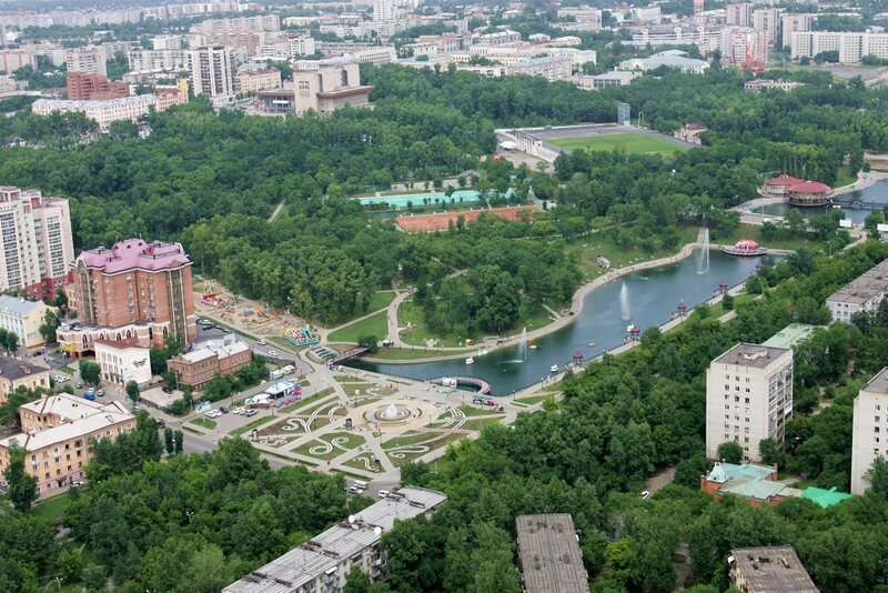 парк Динамо