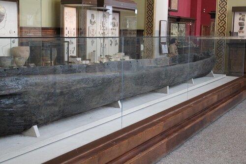 Челн (3 тыс. лет до н.э.)