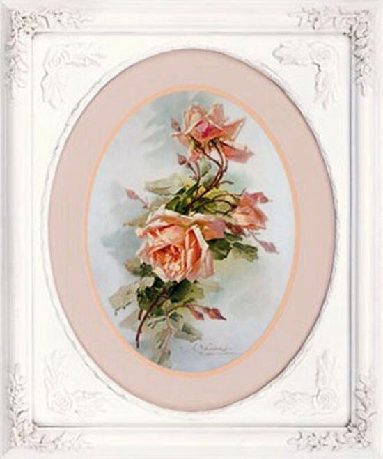 К. Кляйн. 169. Розы.