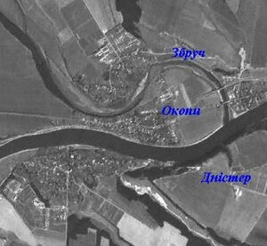 Окопи (космічний знімок)
