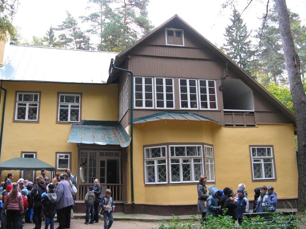 Дом-музей Корнея Ивановича Чуковского