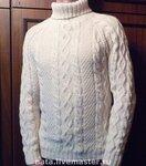 Вязание на заказ.мужские свитера.