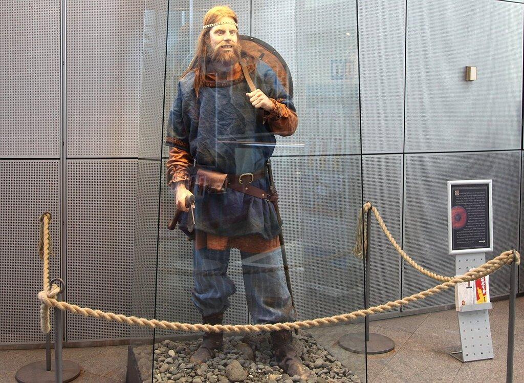 Чесслово, это - викинг.