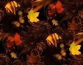 листопад(фон с листьями)