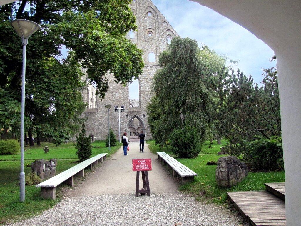 Монастырь ордена Святой Бригитты (Биргитты)
