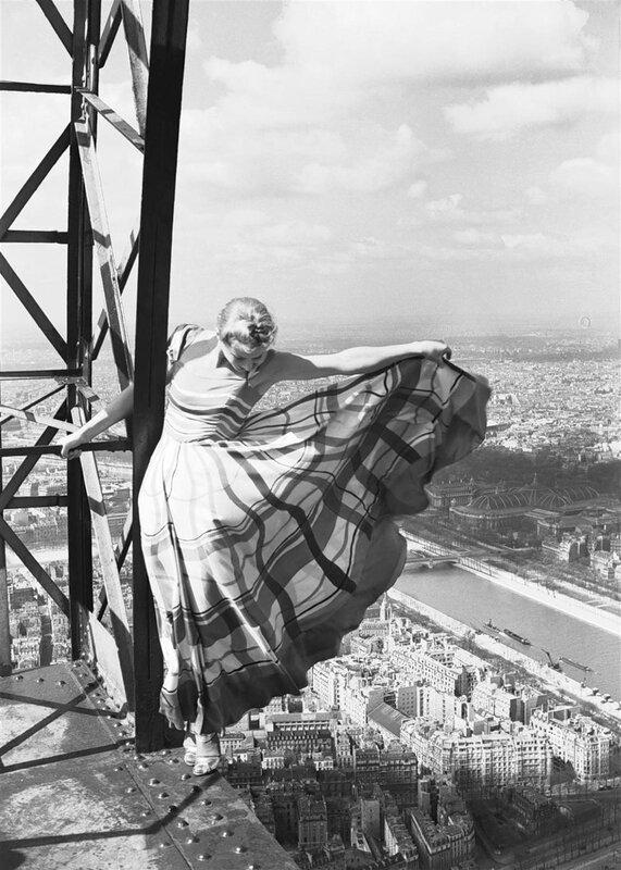 Erwin Blumenfeld - Lisette, Paris - 1937 - Silbergelatine