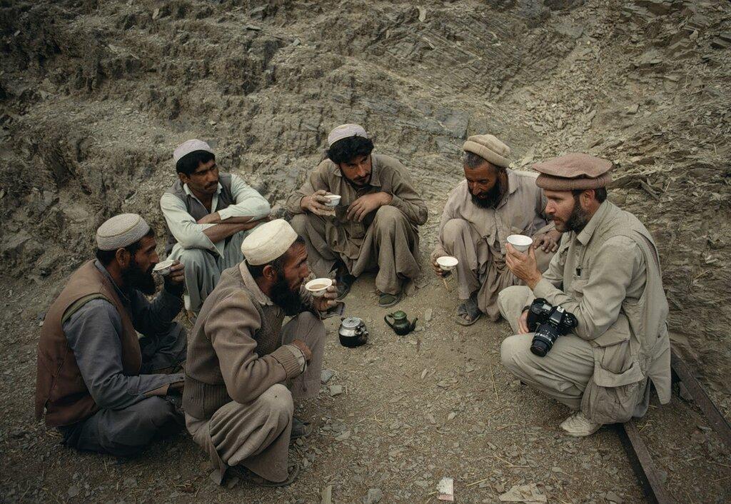 Steve McCurry Afganistan