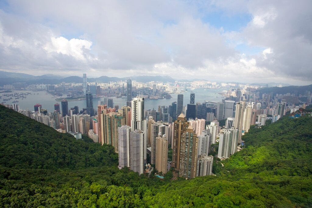 Специальный административный район Гонконг