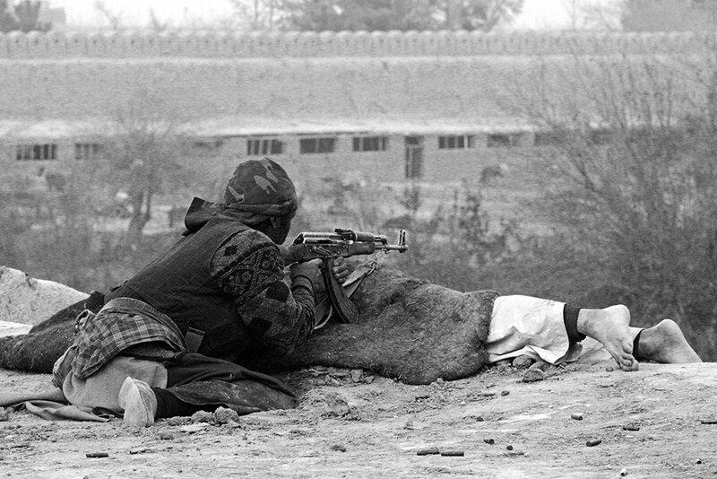 Афганистан, 2001 год