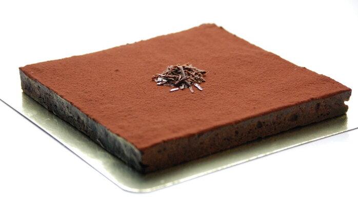 хрустящий шоколадный тарт