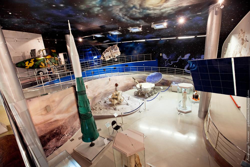 Музей космонавтики вднх картинки