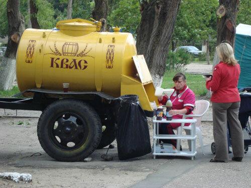 Отдых в Беларуссии: Брест, квас