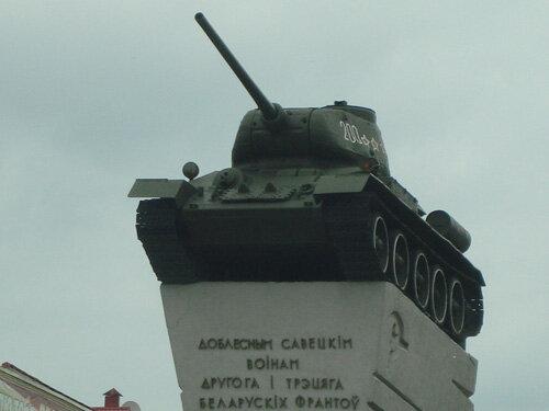 Отдых в Беларуссии: Гродно — город-герой