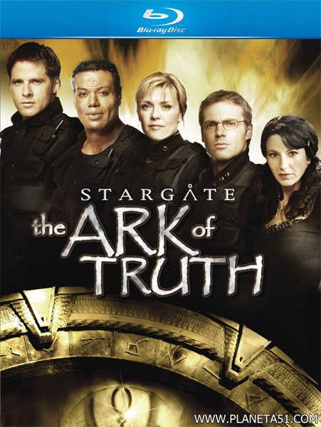 Звездные врата: Ковчег Истины / Stargate: The Ark of Truth (2008/BDRip/HDRip)