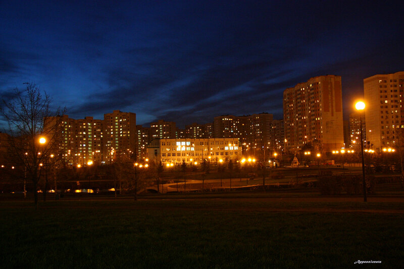 Ночное