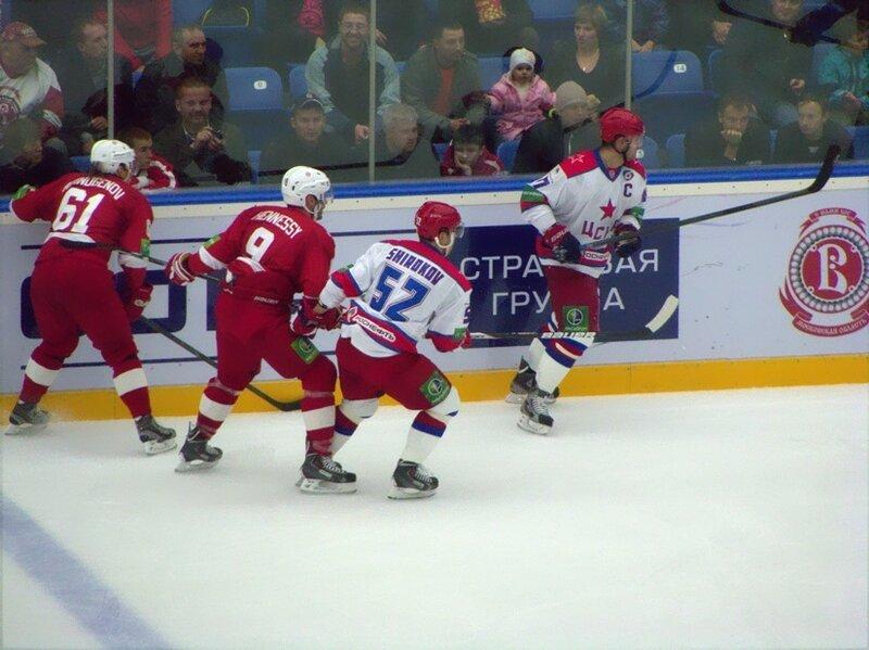 Витязь-Цска (Фото)