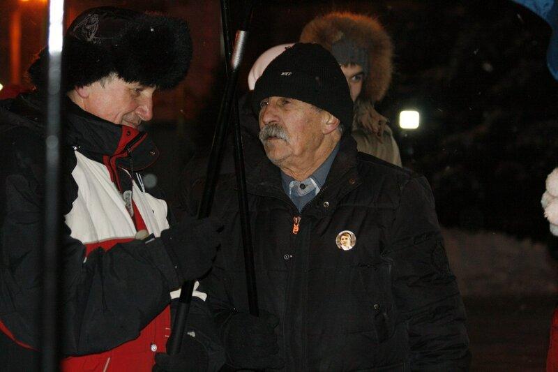 луганский студенческий майдан
