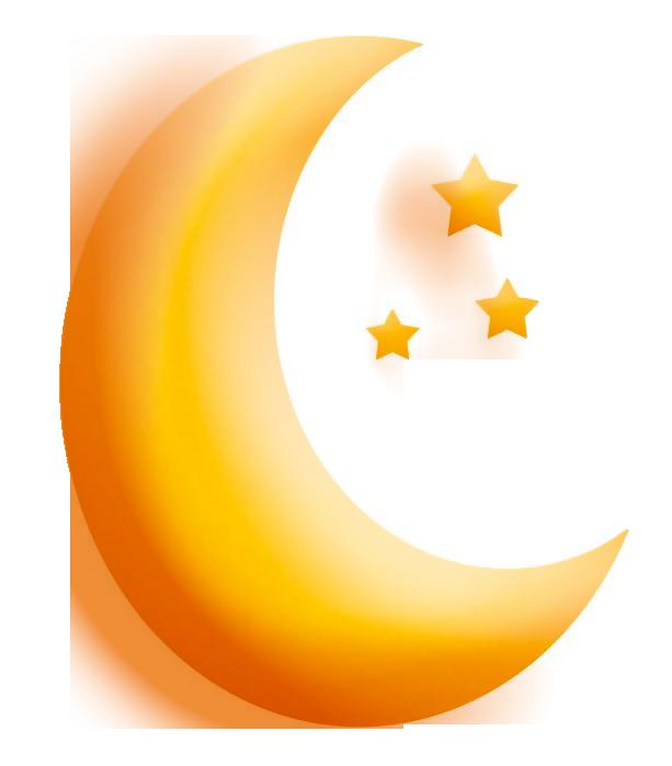 Предметные картинки луна