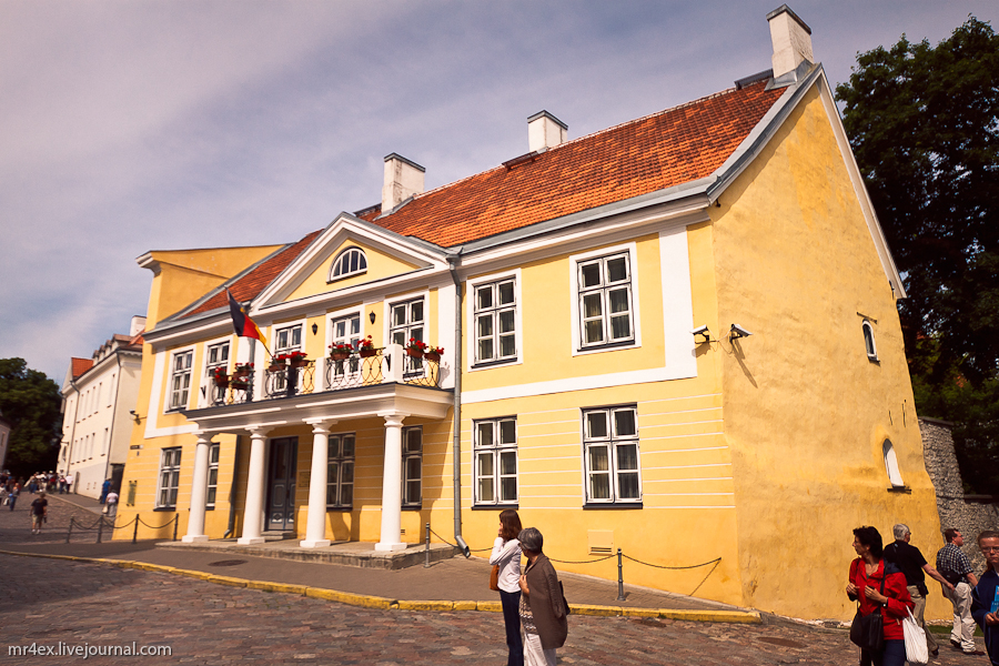 Таллин, Эстония, Тоомпеа