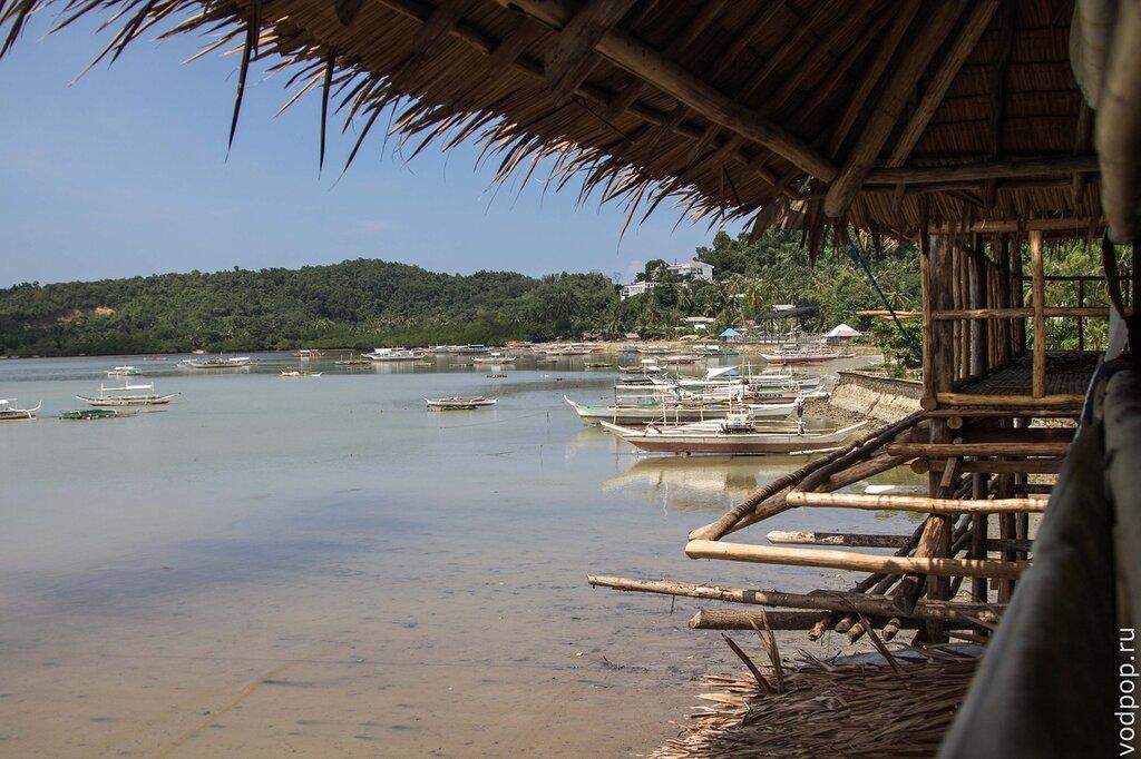 Лодки на Филиппинах