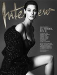 Linda Evangelista - The Originals by Mert Alas & Marcus Piggott - Interview Magazine september 2013