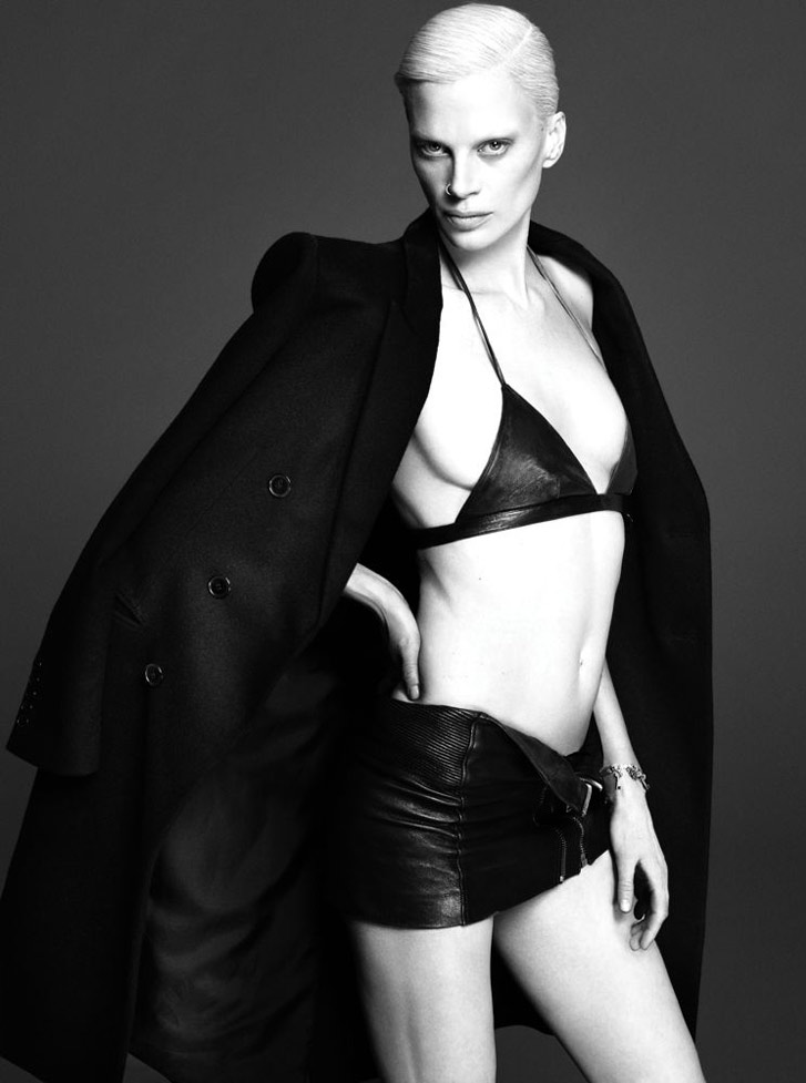 Кристен МакМенами / Kristen McMenamy - The Originals by Mert Alas & Marcus Piggott - Interview Magazine september 2013