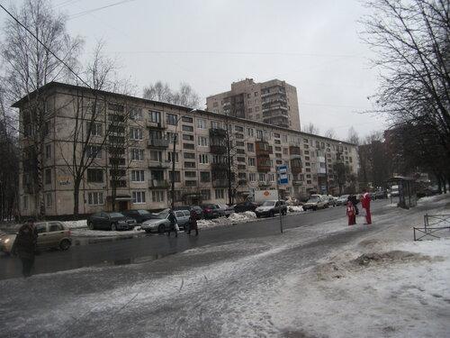 Учительская ул. 17к1
