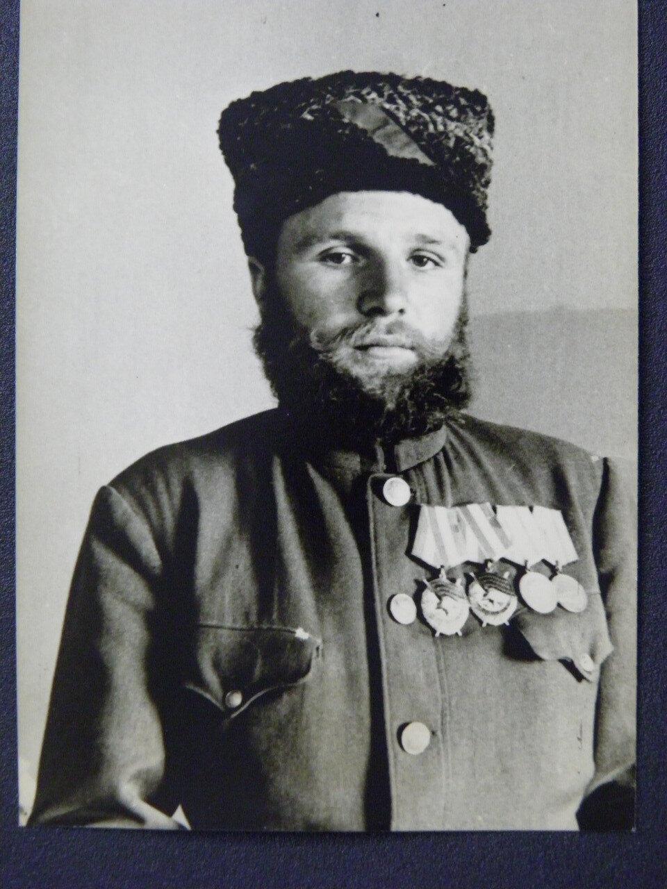 Петр Николаевич Зябкин. Командир партизанского отряда