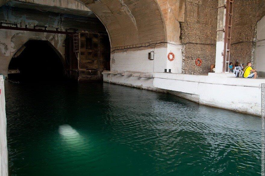 доковый ремонт подводных лодок