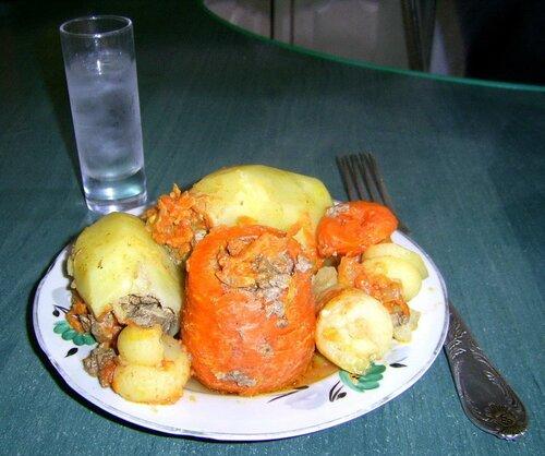 Картофель по Суворовски