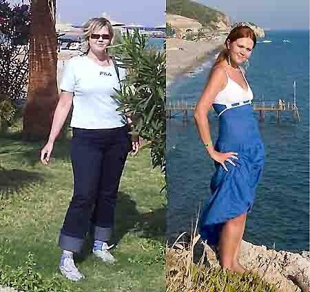 Как Оля похудела на 20 килограмм?