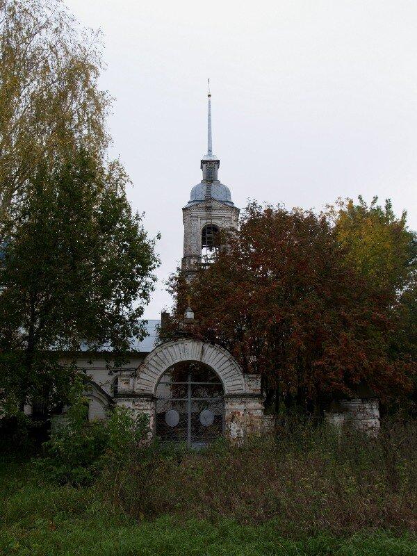 Церковь Благовещенья Пресвятой Богородицы