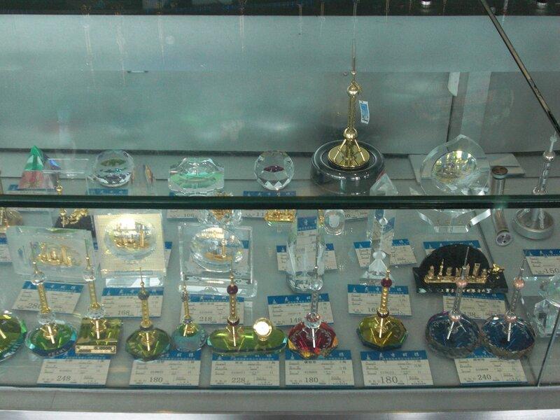 Безумно дорогие шанхайские сувениры