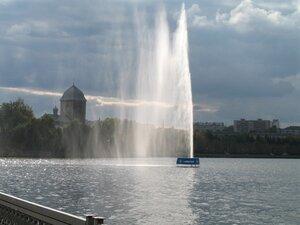 Новый Тернопольский фонтан