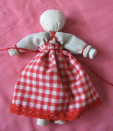 Обережная кукла Метлушка - Тридевятое Царство