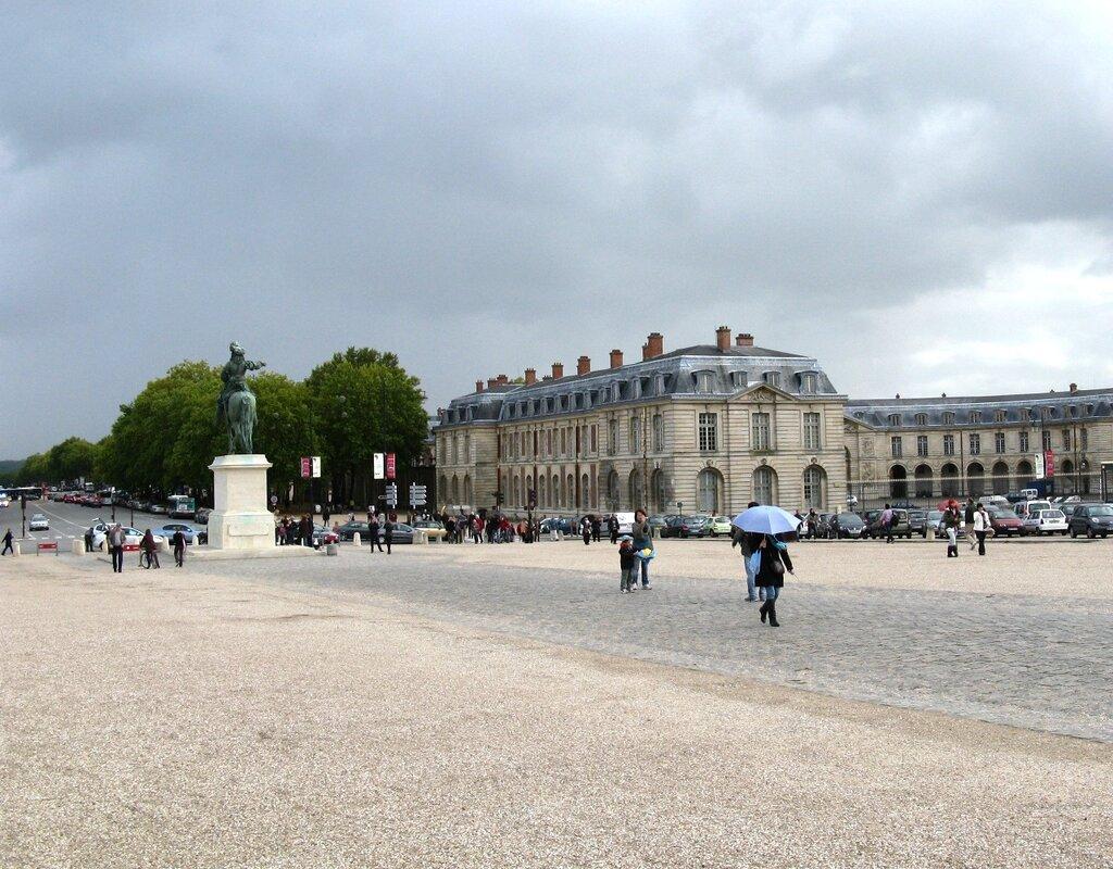 Версальский дворец (Château de Versailles)